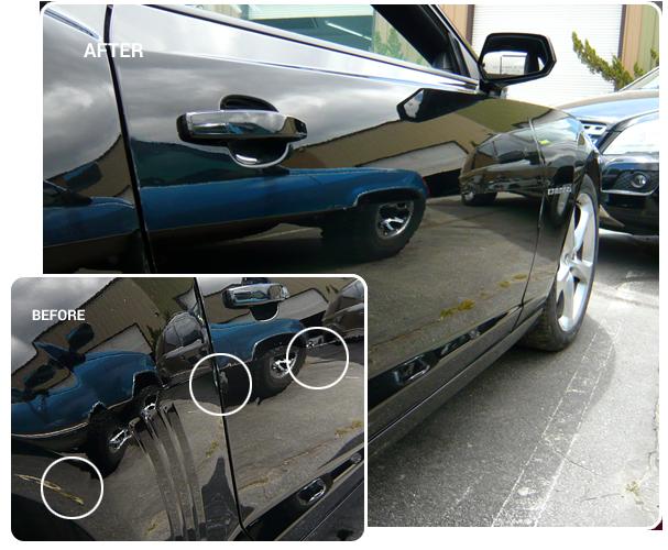 Reno Paintless Dent Repair Service